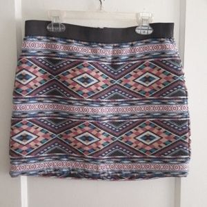 ❤🦋American Eagle Outfitters Tribal Skirt 2